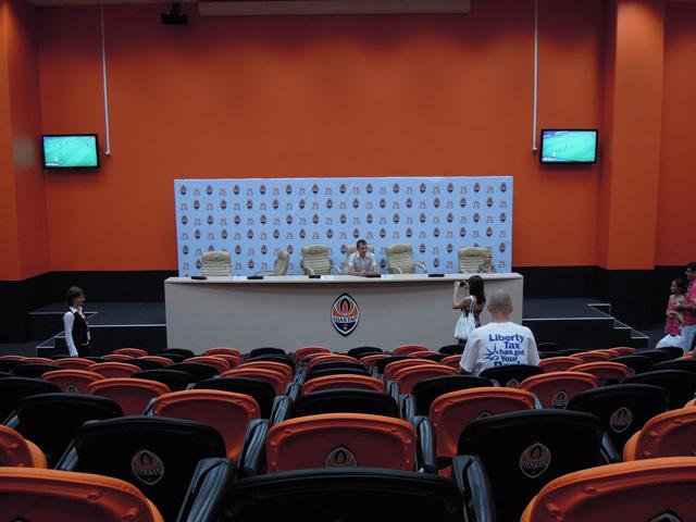 講堂兼採訪室